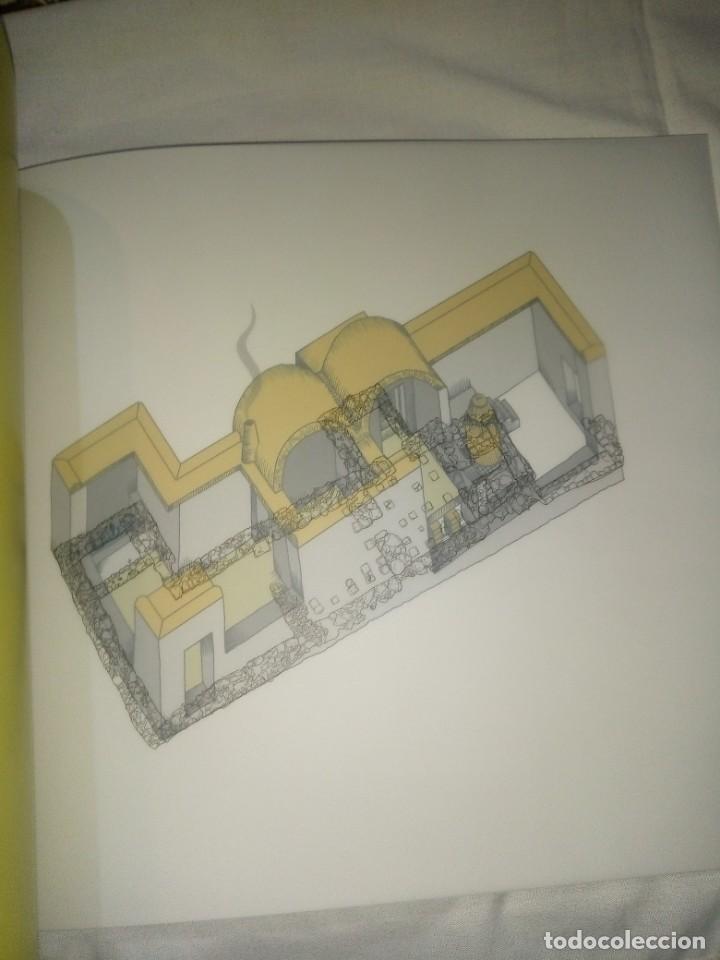 Libros antiguos: Libro Guía de vista Musealizacion de la illeta Dels Banyets - Edición de 2006 - Foto 4 - 194337756