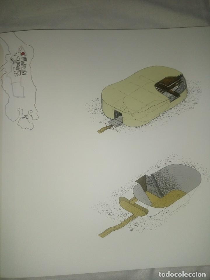 Libros antiguos: Libro Guía de vista Musealizacion de la illeta Dels Banyets - Edición de 2006 - Foto 6 - 194337756