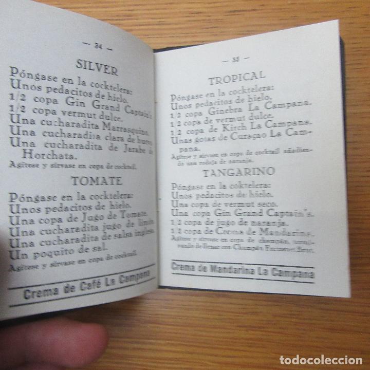 Libros antiguos: Libro cock tails enrique hevia, cocina - Foto 5 - 194337776