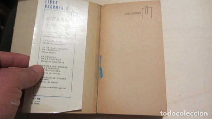 Libros antiguos: ESAS VOCES QUE NOS LLEGAN DEL MAR-JEAN LATERGUY - Foto 3 - 194339680