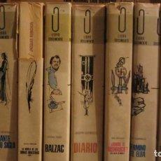 Libros antiguos: COLECCION LIBRO DOCUMENTO- DIFERENTES EJEMPLARES. Lote 194340990