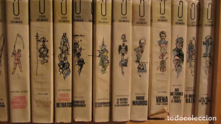 Libros antiguos: COLECCION LIBRO DOCUMENTO- DIFERENTES EJEMPLARES - Foto 2 - 194340990