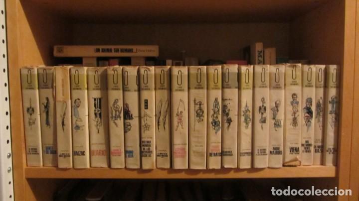 Libros antiguos: COLECCION LIBRO DOCUMENTO- DIFERENTES EJEMPLARES - Foto 3 - 194340990