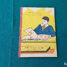 Libros antiguos: LIBRO METODO DE LECTURA Y ESCRITURA (1916) RUFINO BLANCO. Lote 194351915