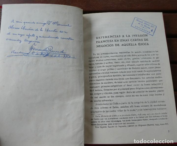 Libros antiguos: Fernando Barreda. Recopilatorio de artículos y publicaciones. Ver descripción.Con dedicatoria - Foto 2 - 194354518