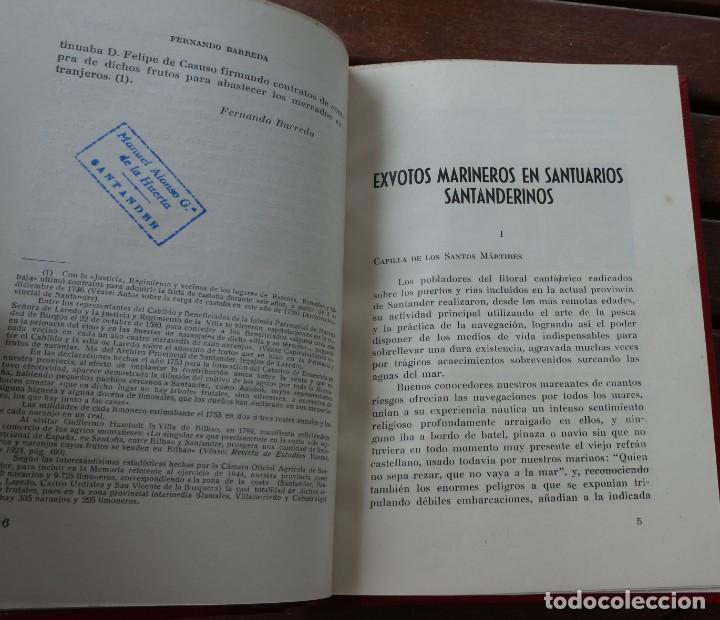 Libros antiguos: Fernando Barreda. Recopilatorio de artículos y publicaciones. Ver descripción.Con dedicatoria - Foto 4 - 194354518
