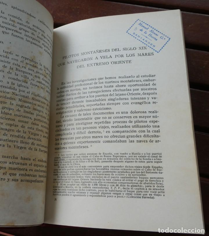 Libros antiguos: Fernando Barreda. Recopilatorio de artículos y publicaciones. Ver descripción.Con dedicatoria - Foto 7 - 194354518