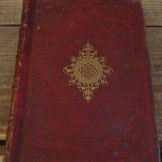 Libros antiguos: RECUERDOS DE ANDALUCÍA. LEYENDAS TRADICIONALES E HISTÓRICAS. UGARTE-BARRIENTOS (JOSEFA),1874. Lote 194363042