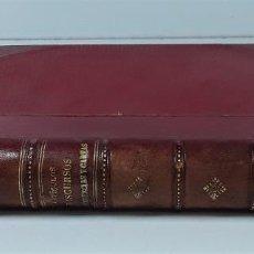 Libros antiguos: ARTÍCULOS, DISCURSOS, CONFERENCIAS Y CARTAS. TOMO I. F. SILVELA. MADRID. 1922.. Lote 194376787