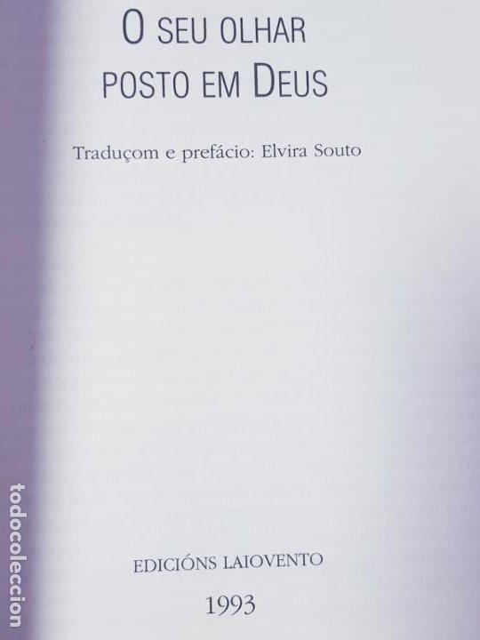 Libros antiguos: libro-o seu olhar posto em deus-zora neale hurston-1993-excelente estado-ver fotos - Foto 13 - 194398276
