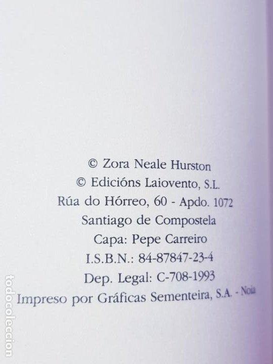 Libros antiguos: libro-o seu olhar posto em deus-zora neale hurston-1993-excelente estado-ver fotos - Foto 14 - 194398276