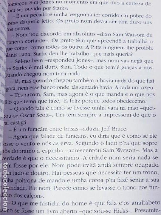 Libros antiguos: libro-o seu olhar posto em deus-zora neale hurston-1993-excelente estado-ver fotos - Foto 16 - 194398276
