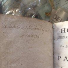 Libros antiguos: LIBRO FRANCÉS AÑO 1691 S.XVII. Lote 194404230