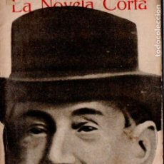 Libros antiguos: BENITO PÉREZ GALDÓS : SOR SIMONA (LA NOVELA CORTA, 1916). Lote 194508736