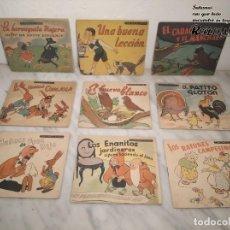Libros antiguos: VINTAGE COLECCIÓN 9 CUENTOS CONSTANCIO C. VIGIL (AÑOS 20) FANTÁSTICO ESTADO (ARGENTINA). Lote 194515856