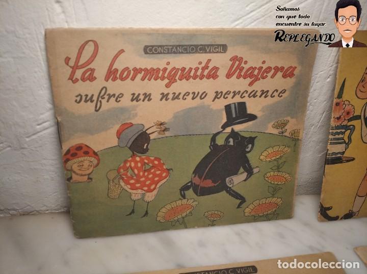 Libros antiguos: VINTAGE COLECCIÓN 9 CUENTOS CONSTANCIO C. VIGIL (AÑOS 20) FANTÁSTICO ESTADO (ARGENTINA) - Foto 2 - 194515856