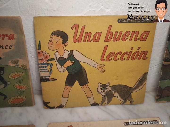 Libros antiguos: VINTAGE COLECCIÓN 9 CUENTOS CONSTANCIO C. VIGIL (AÑOS 20) FANTÁSTICO ESTADO (ARGENTINA) - Foto 3 - 194515856