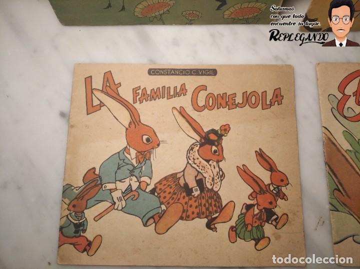 Libros antiguos: VINTAGE COLECCIÓN 9 CUENTOS CONSTANCIO C. VIGIL (AÑOS 20) FANTÁSTICO ESTADO (ARGENTINA) - Foto 5 - 194515856