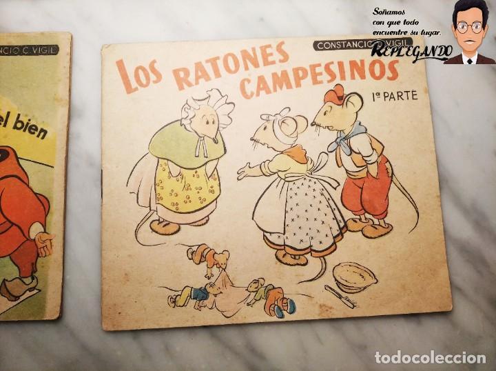 Libros antiguos: VINTAGE COLECCIÓN 9 CUENTOS CONSTANCIO C. VIGIL (AÑOS 20) FANTÁSTICO ESTADO (ARGENTINA) - Foto 8 - 194515856