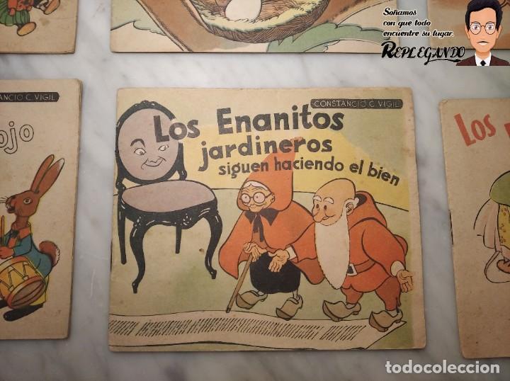Libros antiguos: VINTAGE COLECCIÓN 9 CUENTOS CONSTANCIO C. VIGIL (AÑOS 20) FANTÁSTICO ESTADO (ARGENTINA) - Foto 9 - 194515856