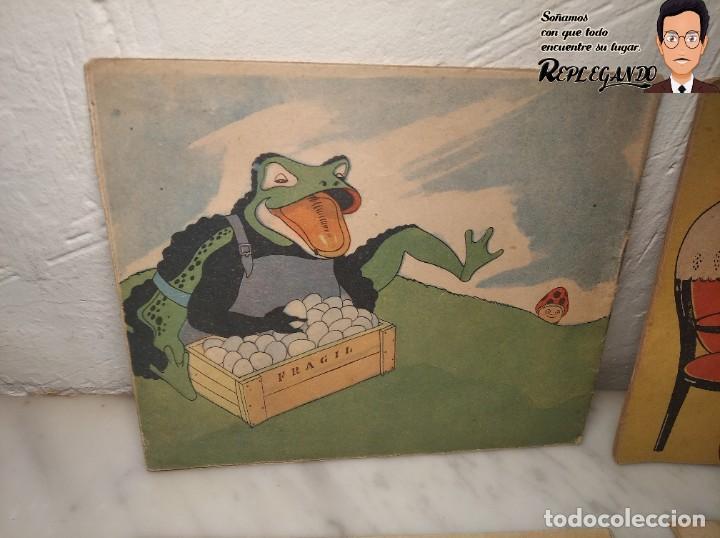 Libros antiguos: VINTAGE COLECCIÓN 9 CUENTOS CONSTANCIO C. VIGIL (AÑOS 20) FANTÁSTICO ESTADO (ARGENTINA) - Foto 12 - 194515856