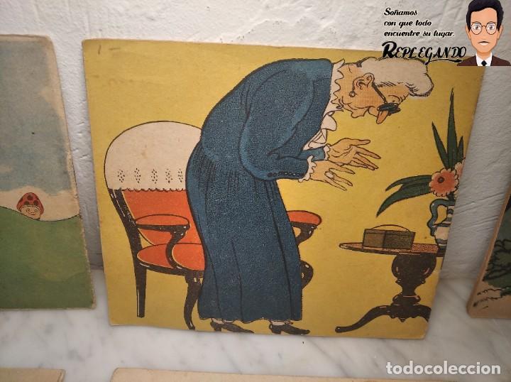 Libros antiguos: VINTAGE COLECCIÓN 9 CUENTOS CONSTANCIO C. VIGIL (AÑOS 20) FANTÁSTICO ESTADO (ARGENTINA) - Foto 13 - 194515856