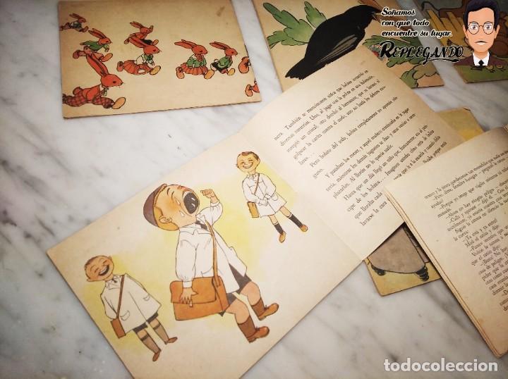 Libros antiguos: VINTAGE COLECCIÓN 9 CUENTOS CONSTANCIO C. VIGIL (AÑOS 20) FANTÁSTICO ESTADO (ARGENTINA) - Foto 22 - 194515856