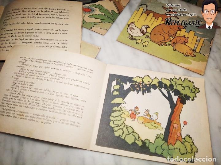 Libros antiguos: VINTAGE COLECCIÓN 9 CUENTOS CONSTANCIO C. VIGIL (AÑOS 20) FANTÁSTICO ESTADO (ARGENTINA) - Foto 23 - 194515856
