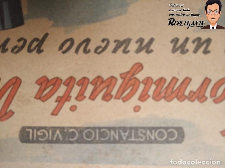 Libros antiguos: VINTAGE COLECCIÓN 9 CUENTOS CONSTANCIO C. VIGIL (AÑOS 20) FANTÁSTICO ESTADO (ARGENTINA) - Foto 29 - 194515856