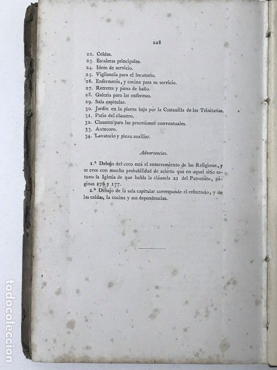 Libros antiguos: La Sepultura de Miguel de Cervantes. Memoria, Madrid, 1870. Genealogía - Foto 5 - 194527501