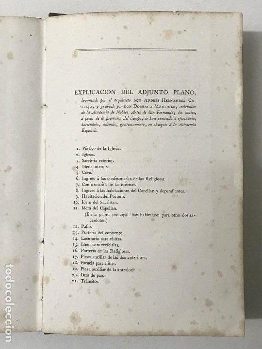 Libros antiguos: La Sepultura de Miguel de Cervantes. Memoria, Madrid, 1870. Genealogía - Foto 6 - 194527501