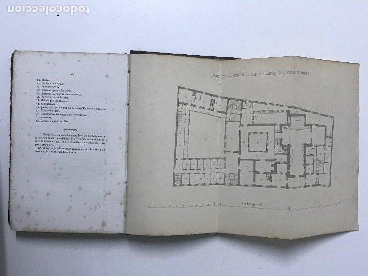 Libros antiguos: La Sepultura de Miguel de Cervantes. Memoria, Madrid, 1870. Genealogía - Foto 11 - 194527501