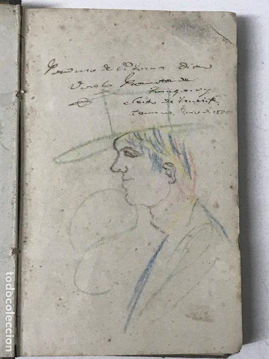 Libros antiguos: La Sepultura de Miguel de Cervantes. Memoria, Madrid, 1870. Genealogía - Foto 4 - 194527501