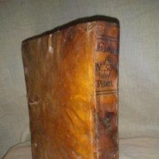 Libros antiguos: RELACION HISTORICA DE LAS FIESTAS DE ZARAGOZA - AÑO 1724 - PERGAMINO.MUY RARO.. Lote 194555600