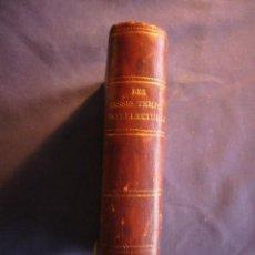 Libros antiguos: ETIENNE DUCRET: - LES PASSE-TEMPS INTELLECTUELS: RECRÉATIONS, MATHÉMATIQUES... - (PARIS, 1892) . Lote 194597043