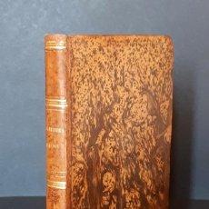 Libros antiguos: BIBLIOTECA DE EDUCACIÓN DE LA ADMINISTRACIÓN PÚBLICA CON RELACIÓN A ESPAÑA. ALEJANDRO OLIVAN- 1843. Lote 194601496