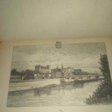 Libros antiguos: LES BASSES- PYRENEES - V.A. MALTE-BRUN - LES EDITIONS DU BASTIÓN . Lote 194606953