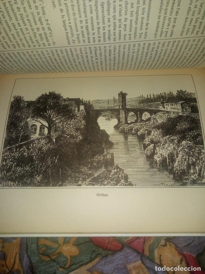Libros antiguos: Les basses- Pyrenees - V.A. Malte-Brun - les editions du bastión - Foto 3 - 194606953