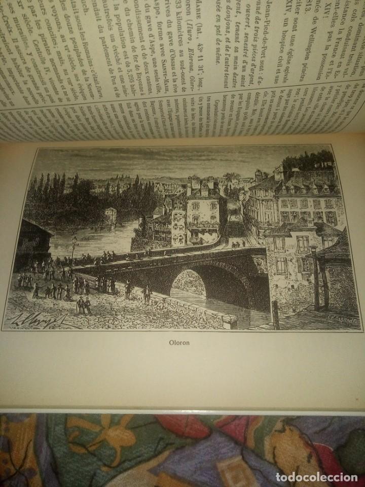 Libros antiguos: Les basses- Pyrenees - V.A. Malte-Brun - les editions du bastión - Foto 4 - 194606953
