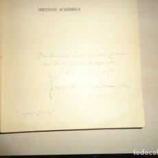 Libros antiguos: CULTURA CIENTÍFICA DE ESPAÑA EN EL SIGLO XVI. ACISCLO FERNÁNDEZ VALLÍN. 1893. AUTÓGRAFO. Lote 194627757
