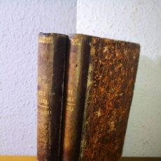 Libros antiguos: 1868-1870 - LÓGICA Y PSICOLOGÍA, POR JUAN MANUEL ORTÍ Y LARA. Lote 194638356