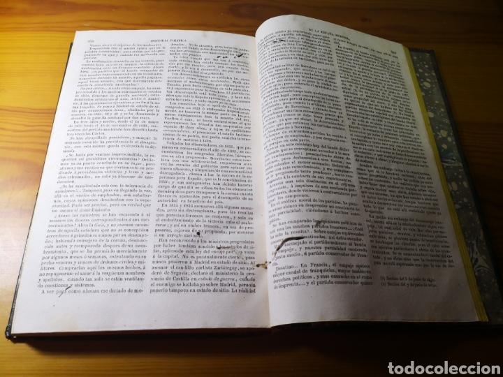 Libros antiguos: 1840 - Historia Política de la España Moderna, por el Señor de Marliani - Foto 4 - 194639316