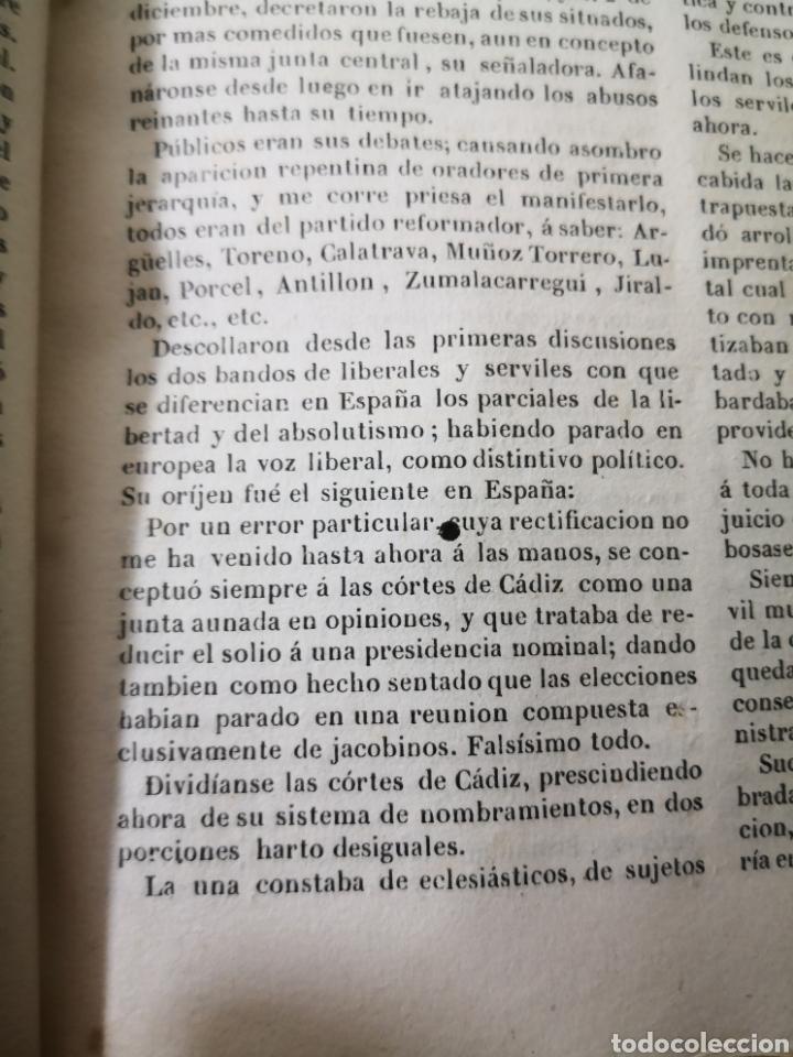 Libros antiguos: 1840 - Historia Política de la España Moderna, por el Señor de Marliani - Foto 5 - 194639316