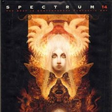 Libros antiguos: SPECTRUM VOL. 14. THE BEST IN CONTEMPORARY FANTASTIC ART (SOFTCOVER). Lote 194644400