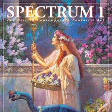 Libros antiguos: SPECTRUM VOL. 01. THE BEST IN CONTEMPORARY FANTASTIC ART (SOFTCOVER). Lote 194644937