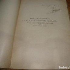 Libros antiguos: TRADUCCIO DELS USATGES, LES MES ANTIGUES CONSTITUCIONS DE CATALUNYA LES COSTUMES DE PERE ALBERT LEER. Lote 194651415