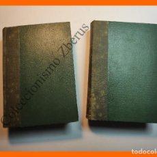 Libros antiguos: LAS CONFESIONES - JEAN-JACQUES ROUSSEAU (2 TOMOS). Lote 194651881