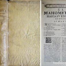 Libros antiguos: ABARCA, PEDRO LOS REYES DE ARAGÓN EN ANALES HISTÓRICOS, DISTRIBUIDOS EN DOS PARTES. 1682 (Y) 1684.. Lote 194684786