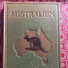 Libros antiguos: AUSTRALIEN AV GUNNAR ANDERSSON. Lote 194687715