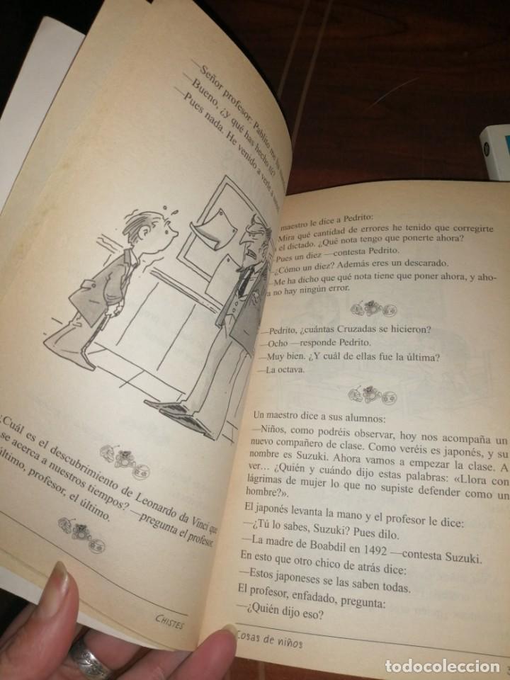 Libros antiguos: Lote de libros de humor y chistes - Foto 3 - 194697605